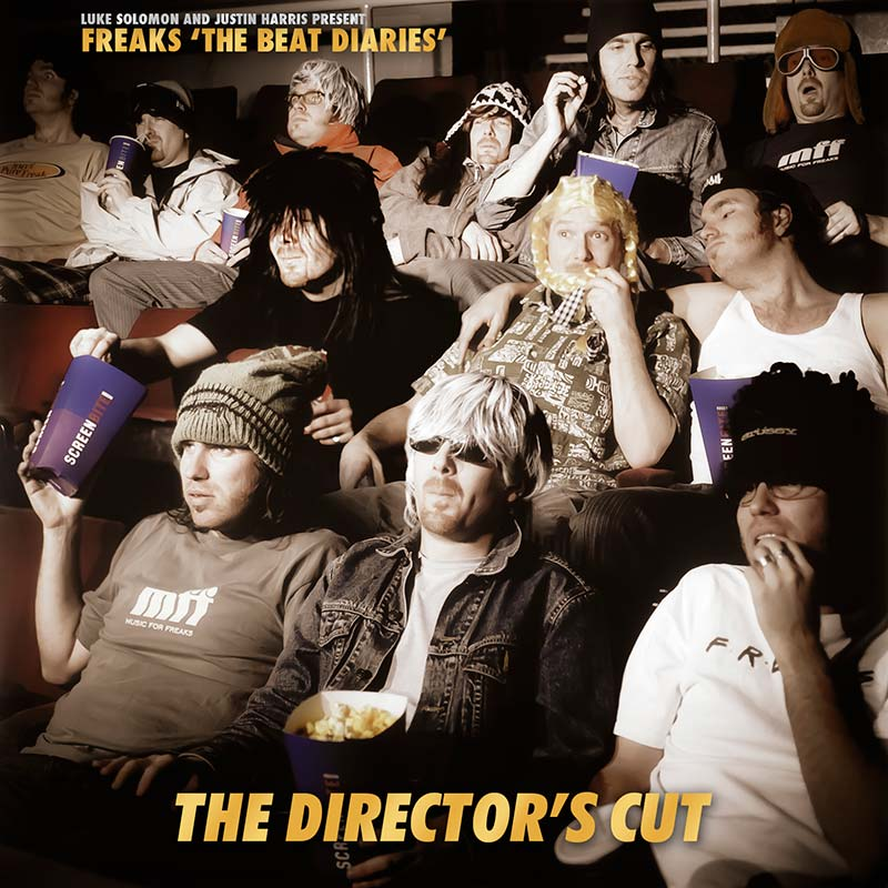 Freaks - The Beat Diaries